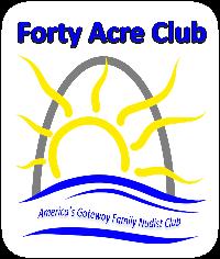 Forty Acre Club - LogoBlur